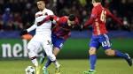 CSKA Moscú y Bayer Leverkusen empataron 1-1 en Liga de Campeones - Noticias de kevin volland