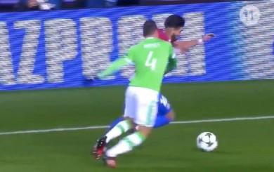 Atlético de Madrid: la genial jugada de Ferreira Carrasco ante el PSV