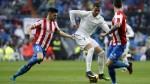 Real Madrid venció 2-1 al Sporting de Gijón por la Liga española - Noticias de lluvias intensas