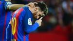 Lionel Messi se ha quedado solo marcando goles en el Barcelona - Noticias de neymar en barcelona