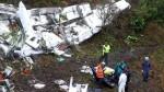 Chapecoense: el rescate del avión siniestrado en Colombia en fotos - Noticias de marco falla