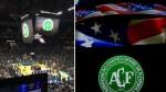 Chapecoense: homenajes en la NBA y en los grandes monumentos del mundo - Noticias de angeles clippers