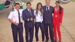 Chapecoense: aeromoza sobreviviente a accidente compartió emotiva foto - Noticias de pilotos