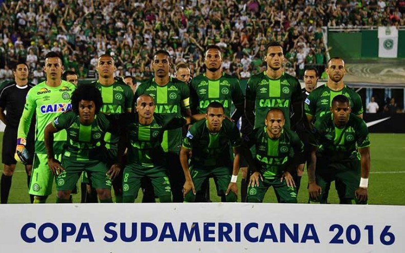 Chapecoense será declarado campeón de la Copa Sudamericana 2016