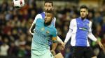 Barcelona no pasó del empate con Hércules por la Copa del Rey - Noticias de rey david