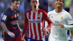 Cristiano Ronaldo, Messi y Griezmann, candidatos al FIFA The Best - Noticias de leo messi