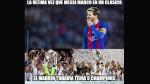Real Madrid le empató 1-1 al Barcelona y estos son los memes - Noticias de remate de bienes