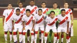 Sudamericano Sub 20: Perú enfrentará a Argentina, Uruguay, Venezuela y Bolivia - Noticias de fernando nogara