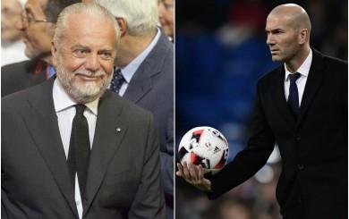 Napoli chocará con Real Madrid y esto dijo el presidente De Laurentiis