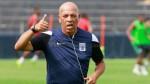 Roberto Mosquera: desde Bolivia informan que dirigirá al Wilstermann - Noticias de julio zamora