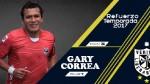 San Martín presentó tres refuerzos: uno de ellos es Gary Correa - Noticias de koichi aparicio