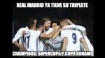 Real Madrid obtuvo su segundo Mundial de Clubes y estos son los memes - Noticias de mundial brasil 2014