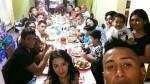 Feliz Navidad: así pasaron la Nochebuena los futbolistas peruanos - Noticias de cena de navidad