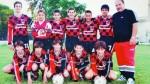 Lionel Messi se reencontró con sus amigos de las menores de Newell's - Noticias de newell's old boys