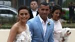Carlos Tevez: asaltaron su casa cuando celebraba boda en Uruguay - Noticias de robos en buenos aires