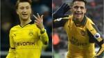 Arsenal eligió a Marco Reus para reemplazar a Alexis Sánchez - Noticias de marco reus