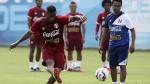 """Farfán recibió un consejo de Solano: """"Ponte a jugar y nada más"""" - Noticias de nolberto solano"""