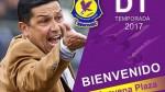 Comerciantes Unidos contrató al entrenador chileno Jorge Aravena - Noticias de santiago wanderers