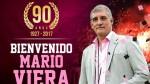Sport Boys anunció la contratación del entrenador uruguayo Mario Viera - Noticias de gerardo pelusso