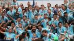 Sporting Cristal presentó a su plantel para la temporada 2017 - Noticias de alexander succar