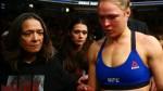 Ronda Rousey: así quedó su rostro tras la humillación que recibió en la UFC - Noticias de herb dean