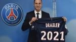 PSG fichó al internacional alemán Julian Draxler hasta el 2021 - Noticias de thiago silva