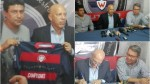 Roberto Mosquera fue presentado como nuevo DT del Jorge Wilstermann - Noticias de alcides vigo