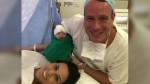 Chapecoense: nació hijo de uno de los periodistas fallecidos en tragedia - Noticias de rede globo