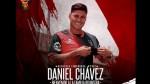 Melgar hizo oficial la contratación del atacante Daniel Chávez - Noticias de club brujas