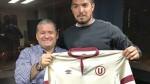 Juan Vargas volvió a casa: se convirtió en nuevo fichaje de Universitario - Noticias de mar de copas