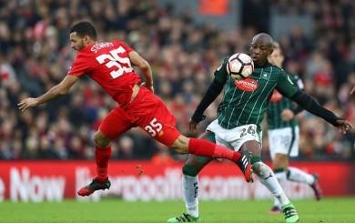 Liverpool empató sin goles con Plymouth de la cuarta división inglesa