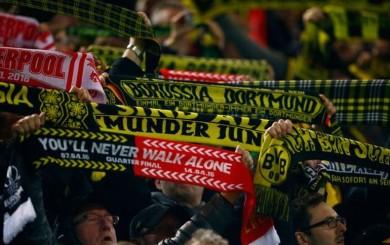 The Best FIFA: Liverpool y Borussia Dortmund se llevan premio a mejor afición