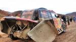 Dakar 2017: Nasser Al Attiyah abandonó por problemas con su auto - Noticias de hilux