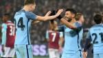 Manchester City goleó 5-0 al West Ham y avanzó en la Copa de Inglaterra - Noticias de willy caballero