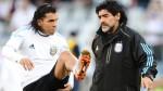 Diego Maradona comprende decisión de Carlos Tevez de marcharse a China - Noticias de diego armando maradona