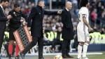 Granada le amplió contrato al DT Alcaraz tras perder 5-0 con Madrid - Noticias de santiago bernab