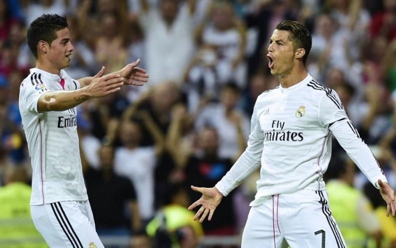 Cristiano Ronaldo habría evitado que James Rodríguez deje Real Madrid
