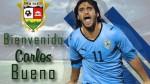 Santa Tecla de El Salvador reemplazó al 'Loco' Abreu con Carlos Bueno - Noticias de willian medardo chiroque willyan junior mimbela