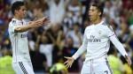 Cristiano Ronaldo habría evitado que James Rodríguez deje Real Madrid - Noticias de antonio conte