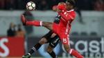 André Carrillo: en Portugal afirman que Benfica está dispuesto a venderlo - Noticias de filipe luis