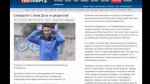 Jean Deza: en el Levski Sofía de Bulgaria lo dieron por 'desaparecido' - Noticias de jean deza