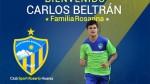 Sport Rosario anunció la contratación del mediocampista Carlos Beltrán - Noticias de josimar vargas