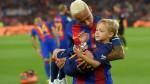 Barcelona: hijo de Neymar entrenará con la cantera azulgrana - Noticias de milan bievac