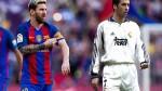Raúl González felicitó a Messi y los hinchas del Real Madrid lo recriminaron - Noticias de real madrid raul gonzalez