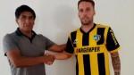 Pablo Lavandeira fichó por Sport Rosario para el Descentralizado 2017 - Noticias de luis perea