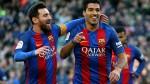 """Luis Suárez sobre la renovación de Messi: """"Leo está muy tranquilo"""" - Noticias de leo messi"""