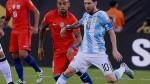 Argentina vs. Chile: el partido se jugará en el Monumental de River Plate - Noticias de willian medardo chiroque willyan junior mimbela