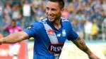 Melgar hizo oficial la llegada del delantero argentino Emanuel Herrera - Noticias de diego marad
