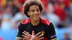 Axel Witsel: el futbolista que quiere ser piloto cuando deje el fútbol - Noticias de axel witsel