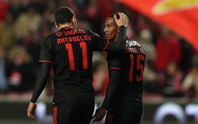 André Carrillo: sus mejores jugadas en la goleada del Benfica